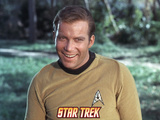 Star Trek: The Original Series, Captain Kirk Smiling Print