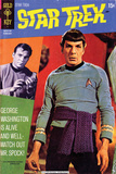 Star Trek: The Original Series Cover, Captain Kirk and Mr. Spock Photo