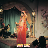"Star Trek: The Original Series, Belly Dancer in ""Wolf in the Fold"" Photo"