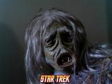 Star Trek: The Original Series, M-113 Creature Photo