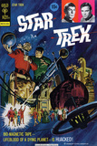 Star Trek: The Original Series Illustrated Cover Photo
