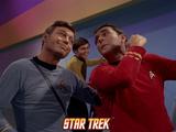 Star Trek: The Original Series, Scotty, Dr. McCoy and Chekov Prints
