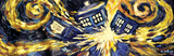 Doctor Who, Explotando Tardis Posters