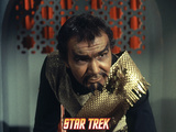 Star Trek: The Original Series, Klingon in &quot;Errand of Mercy&quot; Prints