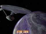 Star Trek: The Original Series, Starship Prints