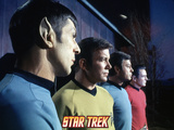 Star Trek: The Original Series, Mr. Spock, Captain Kirk and Dr. McCoy Prints
