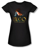 Juniors: Hugo - Hugo Logo T-shirts