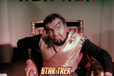 "Star Trek: The Original Series, Klingon in ""Errand of Mercy"" Prints"