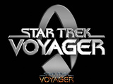 Star Trek Voyager Logo Posters