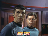 Star Trek: The Original Series, Spock and Dr. McCoy Photo