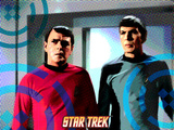 Star Trek: The Original Series, Scotty and Mr. Spock Photo