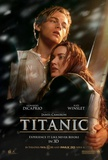 Titanic Re-Release in 3-D Poster