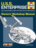 Star Trek: The Original Series, U.S.S. Enterprise Owners' Workshop Manual Posters