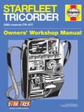 Star Trek: The Original Series, Starfleet Tricorder Owners' Workshop Manual Photo
