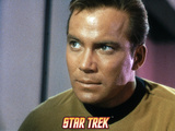 Star Trek: The Original Series, Captain Kirk Poster