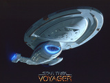 Star Trek: Voyager, USS Voyager Photo