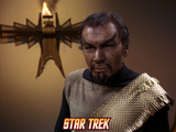 "Star Trek: The Original Series, Klingon in ""Errand of Mercy"" Photo"