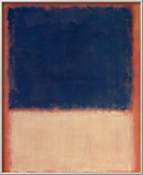 No. 203, c.1954 Prints by Mark Rothko