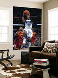 Cleveland Cavaliers v New Orleans Hornets: Chris Paul Art by Layne Murdoch