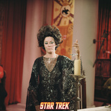 "Star Trek: The Original Series, Sylvia in ""Catspaw"" Print"