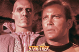 Star Trek: The Original Series, Captain James T. Kirk and Ruk Poster