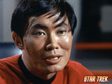 "Star Trek: The Original Series, Sulu's Counterpart in ""Mirror, Mirror"" Poster"
