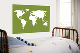Green World Art par  Avalisa