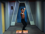 Star Trek: The Original Series, Sulu Fencing Prints
