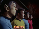 Star Trek: The Original Series, Mr. Spock, Captain Kirk, Dr. McCoy Prints
