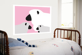 Pink Sheep Affiches par  Avalisa
