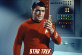 Star Trek: The Original Series, Scotty with Communicator Prints