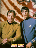 Star Trek: The Original Series, Captain Kirk and Spock Photo