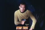 "Star Trek: The Original Series, Captain Kirk in ""The Devil in the Dark"" Prints"