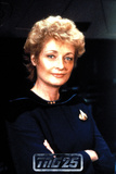 Star Trek: The Next Generation, Pulaski Photo