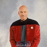 Star Trek: The Next Generation, Captain Jean-Luc Picard Photo