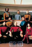 Star Trek: The Next Generation Crew Prints