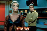 "Star Trek: The Original Series, Captain Kirk and Odona in ""The Mark of Gideon"" Posters"
