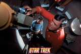 Star Trek: The Original Series, Scotty and Dr. McCoy Posters