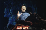 "Star Trek: The Original Series, Mr. Spock in ""The Devil in the Dark"" Photo"