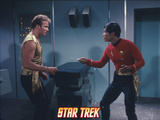 Star Trek: The Original Series, Sulu's Counterpart Confronts Kirk Poster
