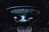 Star Trek: The Next Generation Starship USS Enterprise NCC-1701-D Poster