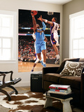 Denver Nuggets v Phoenix Suns: Channing Frye and Al Harrington Prints by Barry Gossage