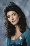 Star Trek: The Next Generation, Counselor Deanna Troi Poster