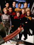 Star Trek: Voyager Cast Photo