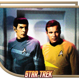 Star Trek: The Original Series, Mr. Spock and Captain Kirk Photo