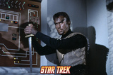 "Star Trek: The Original Series, Klingon in ""Day of the Dove"" Print"