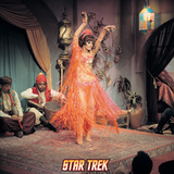 "Star Trek: The Original Series, Belly Dancing in ""Wolf in the Fold"" Prints"
