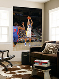 Detroit Pistons v Golden State Warriors: Stephen Curry Prints by Rocky Widner