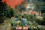 "Star Trek: The Original Series, ""The Apple"" Print"