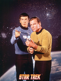 Star Trek: The Original Series, Captain Kirk and Spock Prints